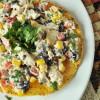 Chicken Salad Tostadas