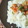 Cilantro Rice {Ecuadorian Style}