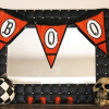 Halloween Boo Bunting Tutorial