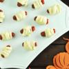 Easy Halloween Mummy Fingers