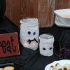 Halloween Mummy Jars