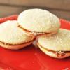 Alfajores -Chilean Dulce de Leche Cookies