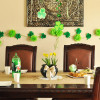 St. Patrick's Day Green Dinner
