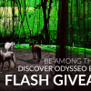 Odysseo Flash Giveaway - be among the first to discover Odysseo by Cavalia in Salt Lake