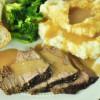 Flavorful Crock Pot Rump Roast