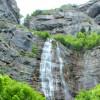 Bridal Veil Falls-Family Bike Ride in Utah