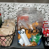 Tips to Organize Snacks for Kids