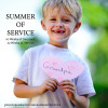 Summer of Service from Power Up and Serve