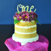 Easy Naked Cake Tutorial
