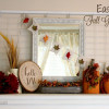2 Easy DIY Fall Garlands