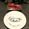 The Giving Plate + Giveaway