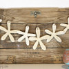 Salt Dough Starfish Garland