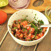 Tomato Salad {Ensalada de Tomate}