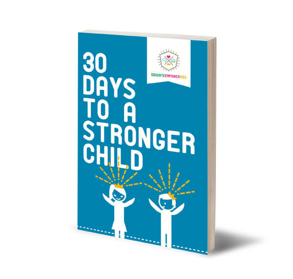 30 Days to a Stronger Child - Book Review www.thekusilife.com